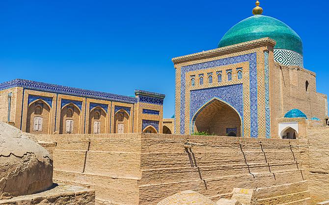 Jour 5 Visite De Khiva