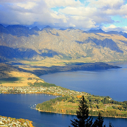 Escapade neo-zélandaise - Christchurch -
