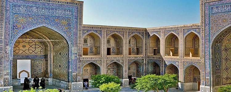 Highlights of Uzbekistan and Turkmenistan