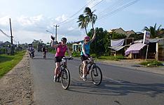 Aventure à vélo dans le Nord et croisière dans la Baie d\'Halong