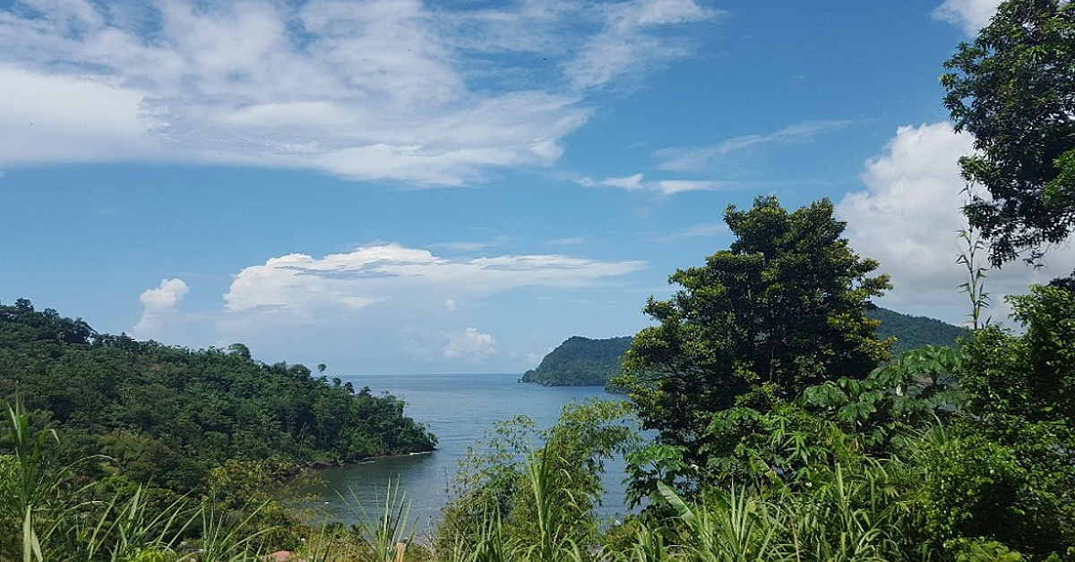 Voyage à pied : Randonnée Tropicale