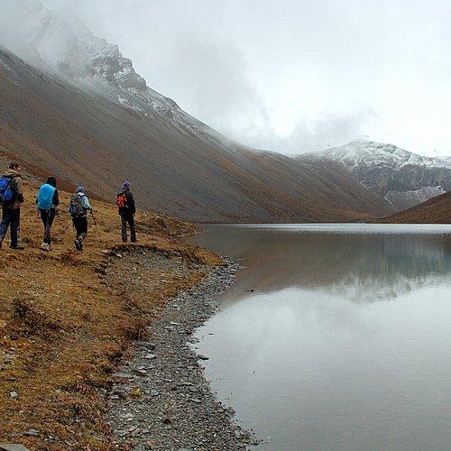 Jomolhari Trek : en route vers le Mont Chomolhari - Paro -