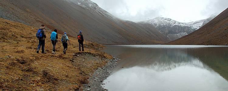Jomolhari Trek : en route vers le Mont Chomolhari