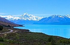 Alpes néo-zélandaises et plages dorées de Samoa