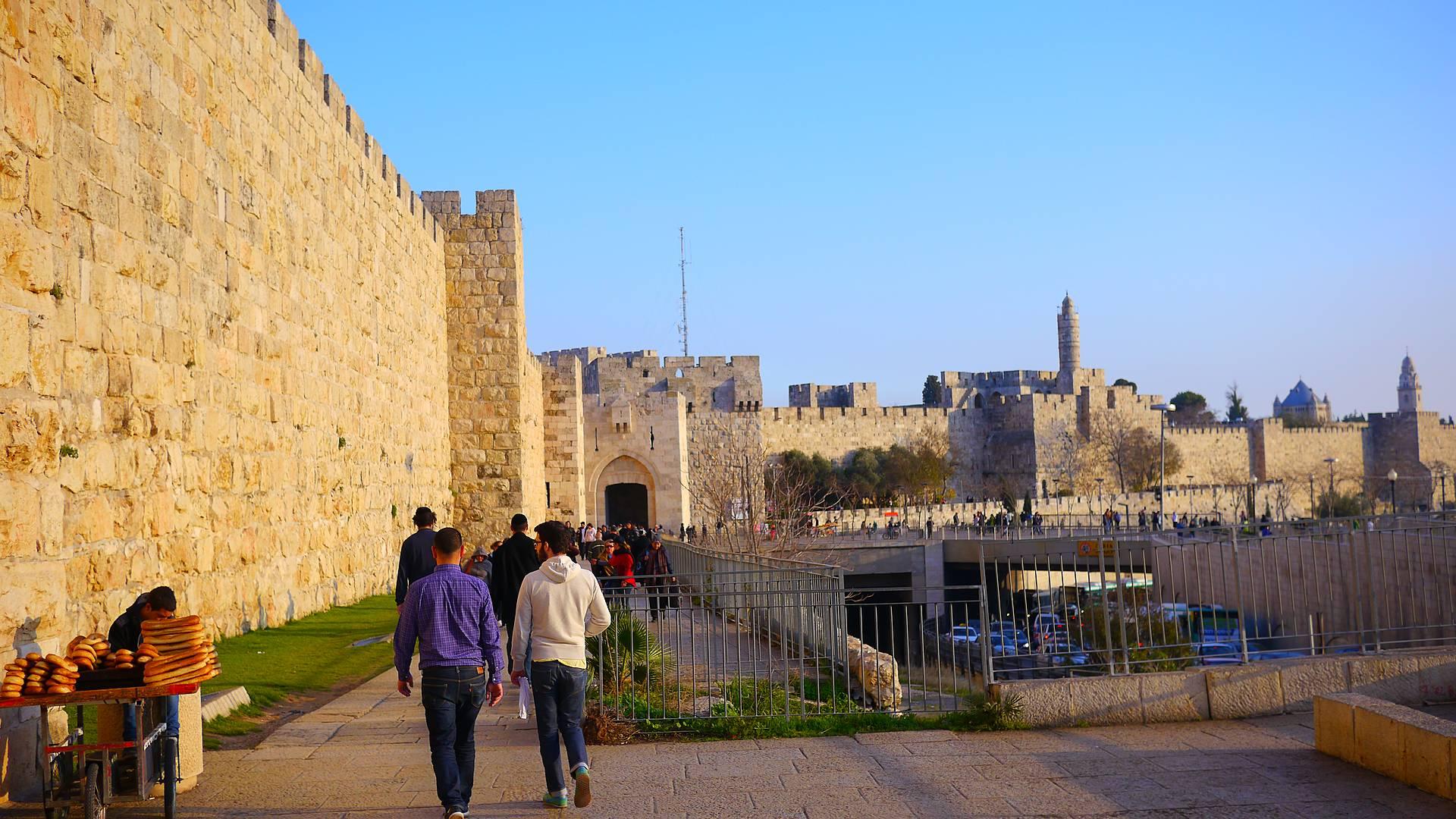 City break : Jérusalem 5 jours et 4 nuits