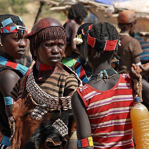 A la rencontre des tribus du Sud - Addis-Abeba -