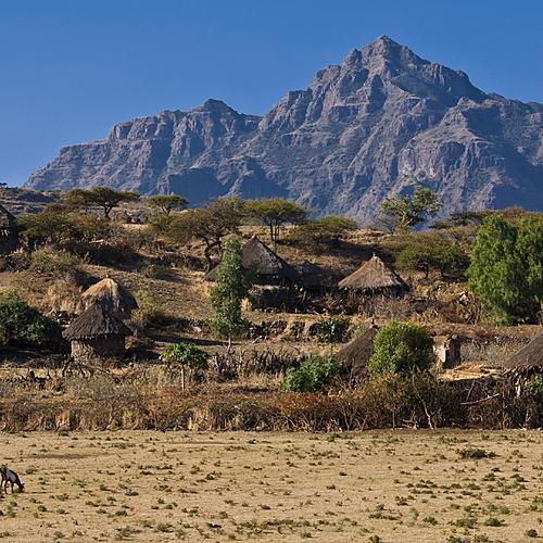 Nord légendaire et montagnes du Simien - Addis-Abeba -