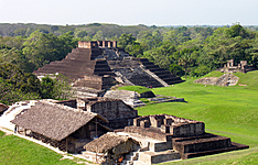 Inoubliables rencontres en pays maya et lacandon