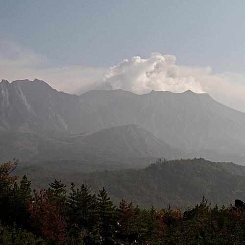 Kyushu, la ronde des volcans! -
