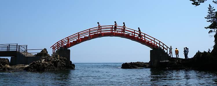En longeant la mer du Japon