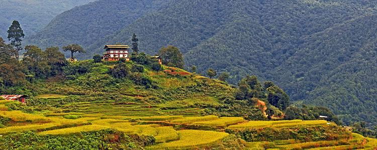 Trek in den Himmel des Himalayas