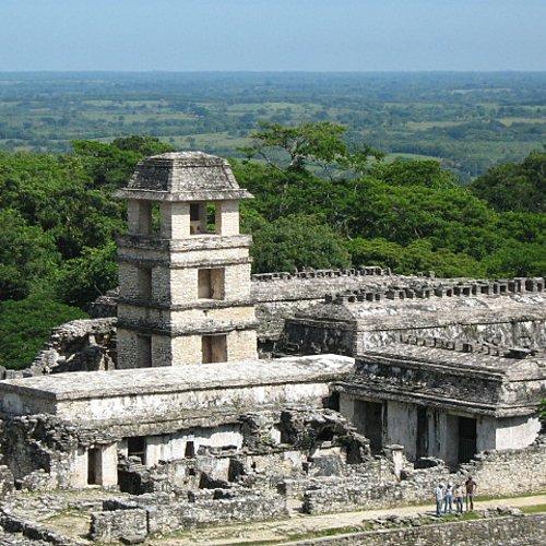 Selva et temples mayas - Cancún -