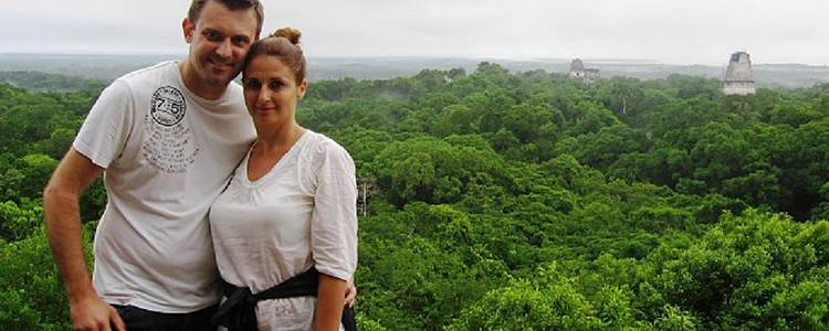 Mayan Honeymoon - History, Hiking, And Island Paradise