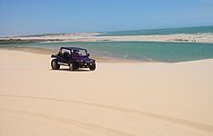 Aventure en buggy sur les plus belles plages du Brésil de Fortaleza à Pipa