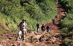 Trek au Myanmar