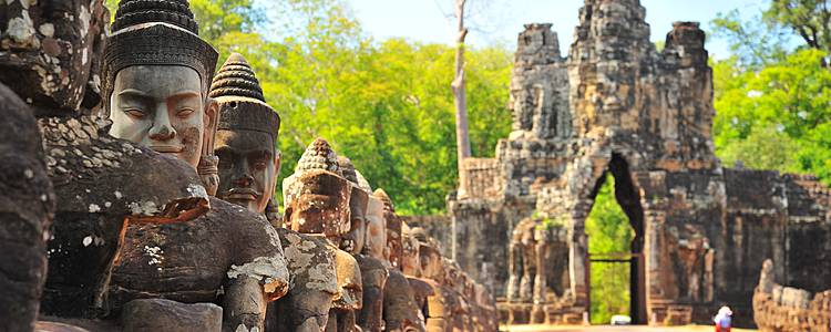 Angkor and Khmer Temples
