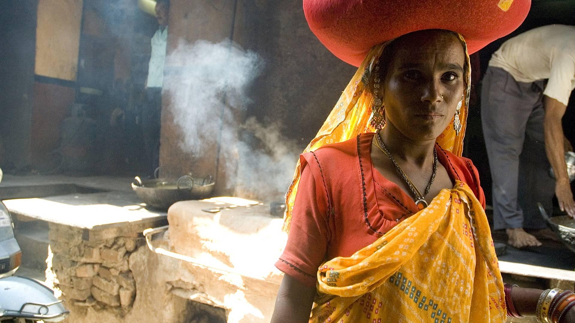 Die heilige Stadt Pushkar und das Wüstenfest