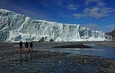 Yukon sauvage, trek autour du Glacier Donjek