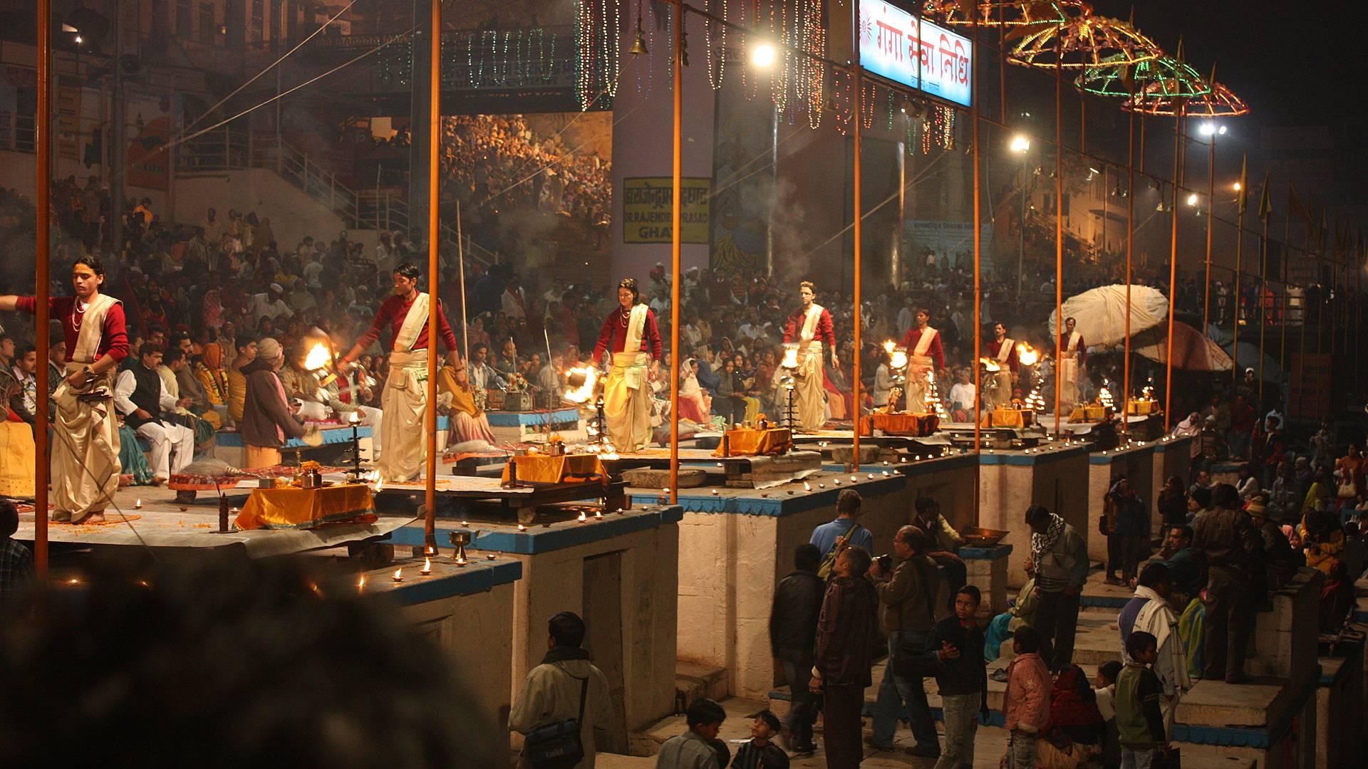 Spiritualità induista: da Rishikesh a Varanasi