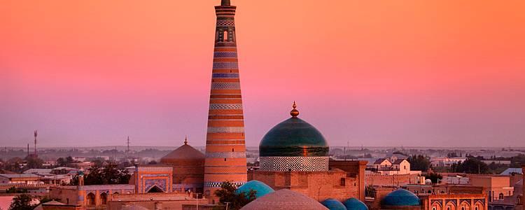 Highlights of Uzbekistan, Kyrgyzstan and Kazakhstan