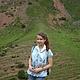 Angela, tour operator locale Evaneos per viaggiare in Kirghizistan