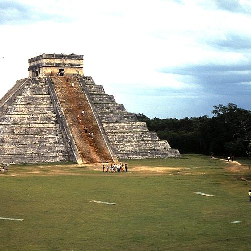 Balade yucatèque en groupe - Cancún -