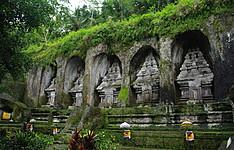 Découverte routes Balinaises