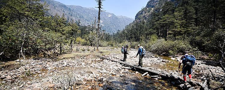 Escursione a piedi nei villaggi del Bhutan Centrale
