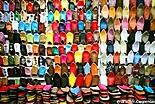 Les souks du Maroc