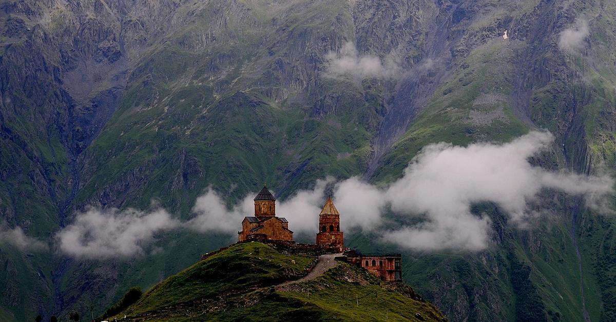 Voyage à pied : Randonnée entre Petit et Grand Caucase