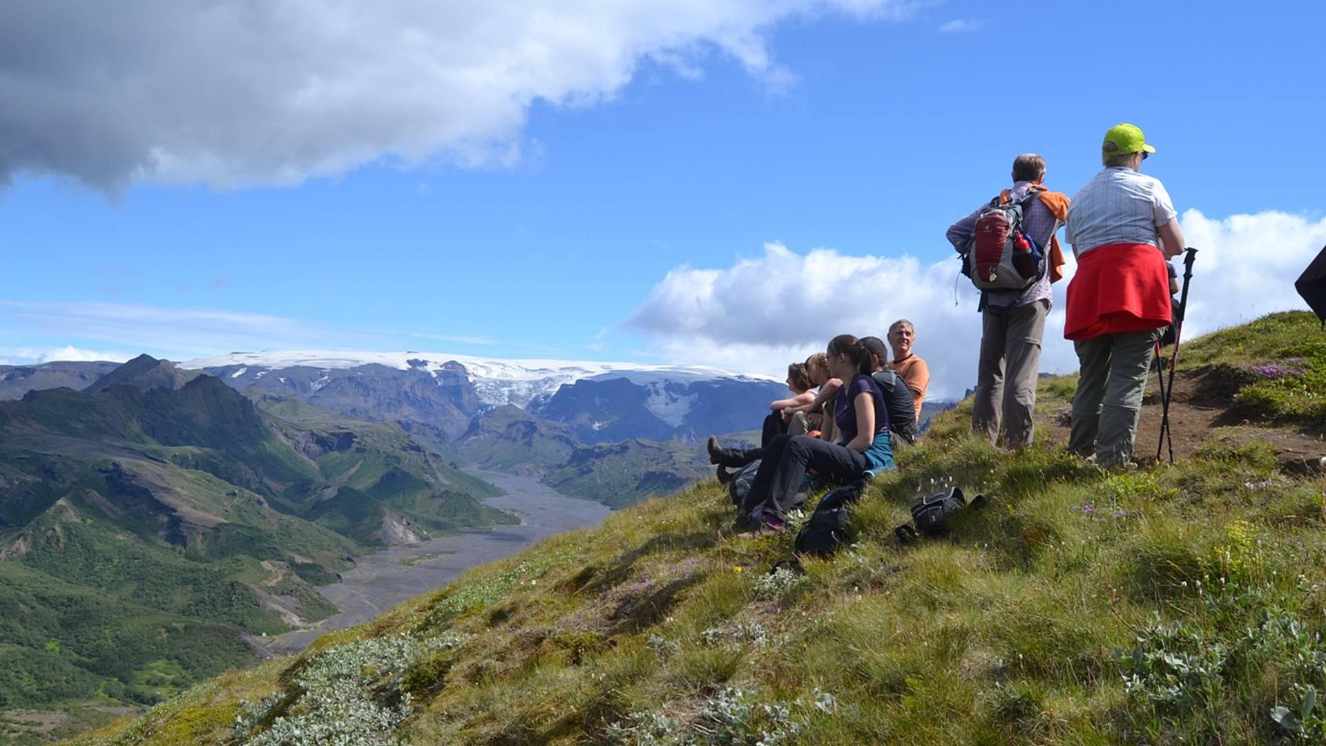 Wanderreise zu den Natur-Highlights