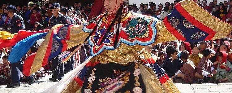 Sikkim und das Land der Donnerdrachen – Bhutan