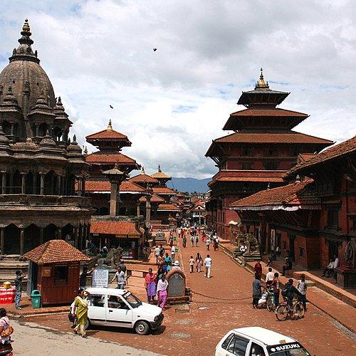 Richesses culturelles du Népal - Katmandou -