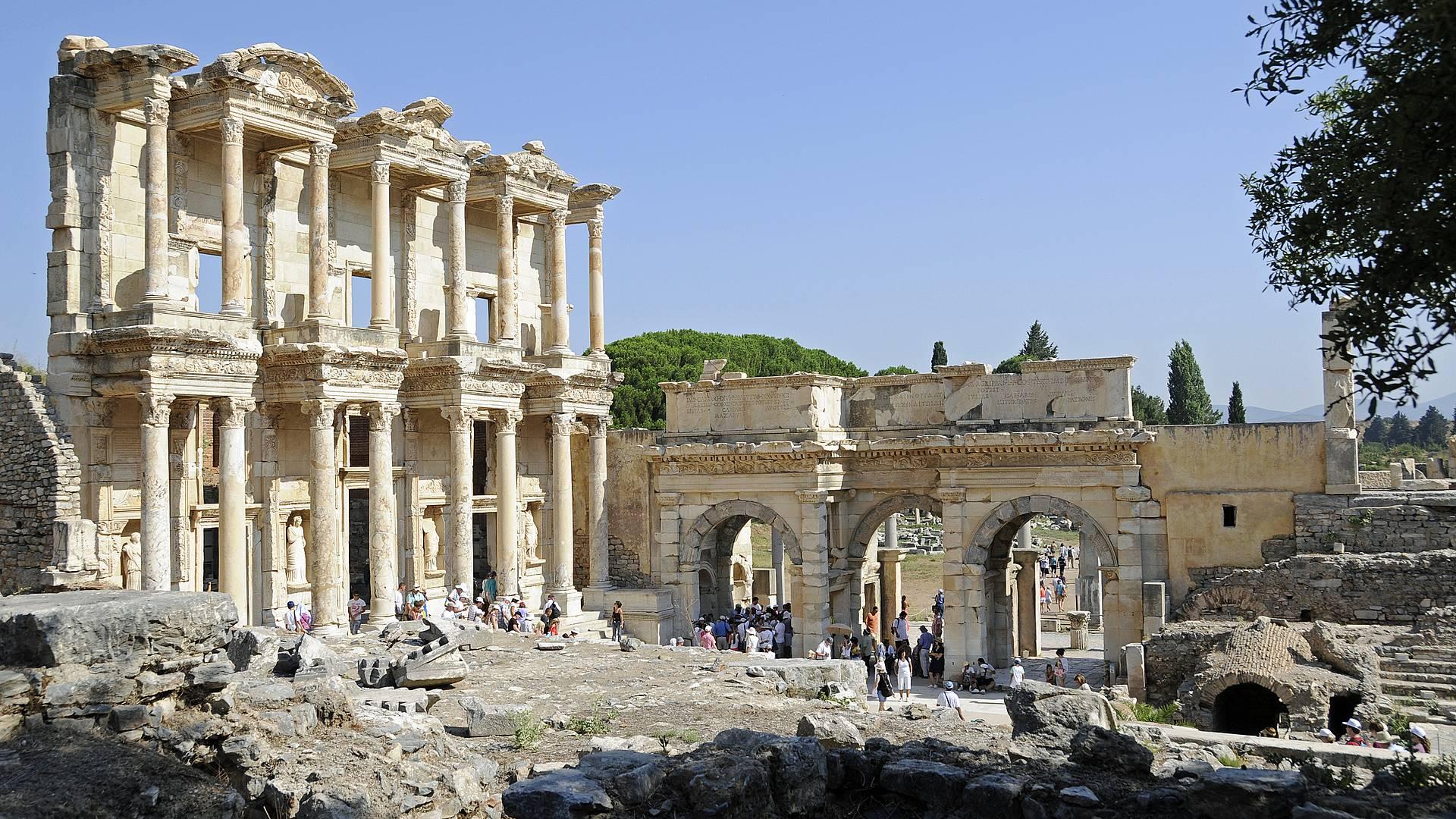 Tesoros del Egeo