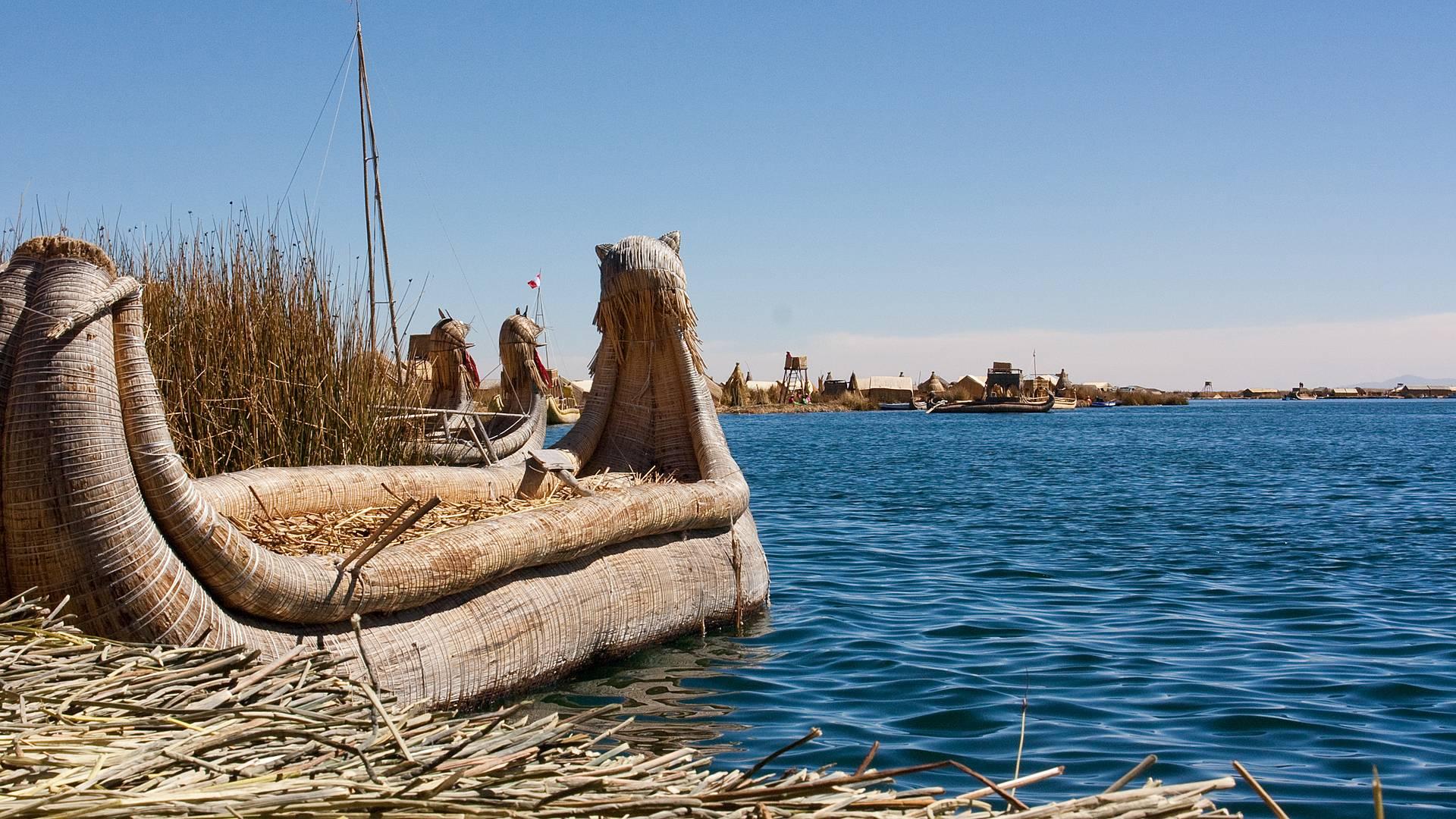 Seguendo la cultura Andina da Lima a La Paz
