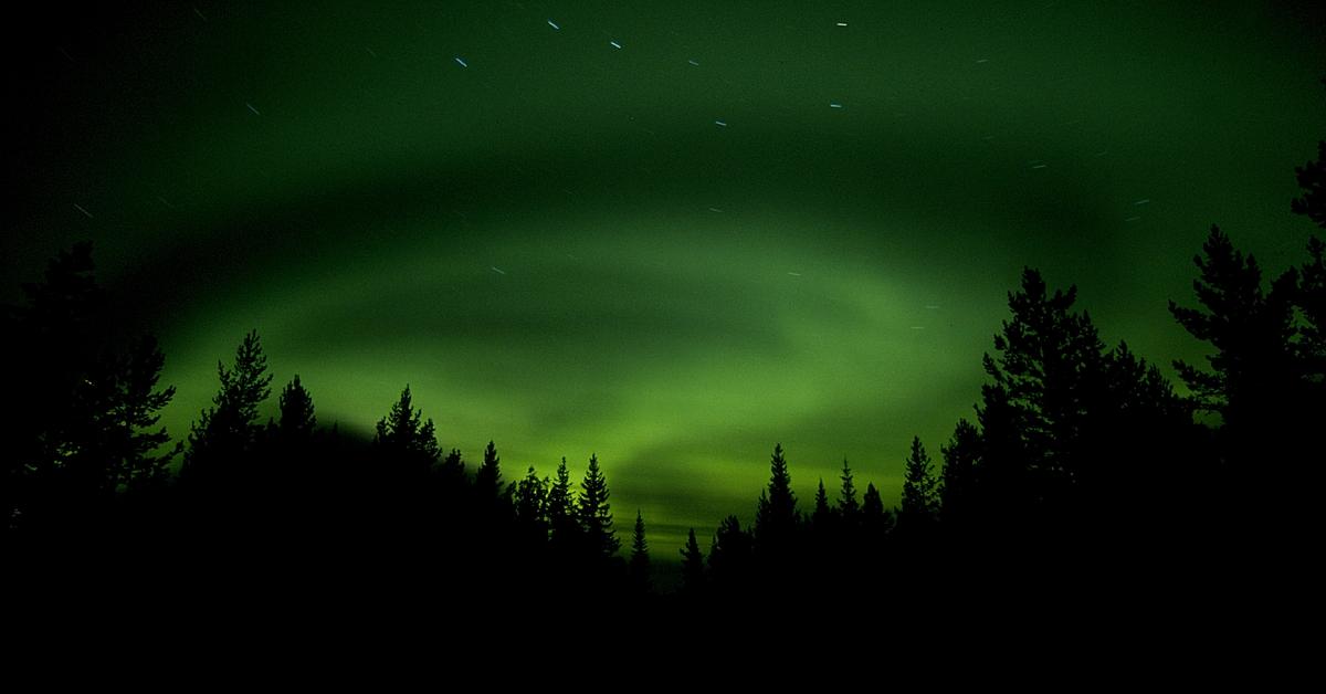 Voyage à la neige : Aurores boréales et Laponie suédoise