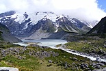 Glaciers néo-zélandais