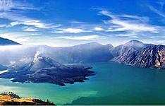Java Bali Lombok spécial volcans