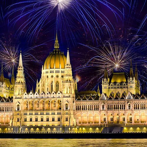 Réveillon à Budapest - Budapest -