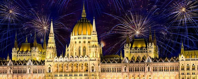 Réveillon à Budapest