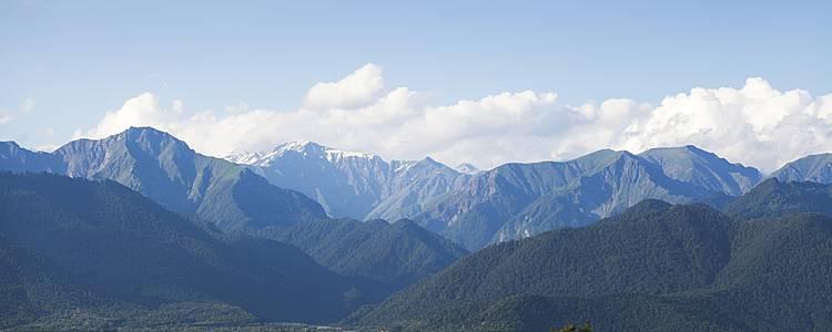 Les deux facettes du Caucase, combiné Géorgie et Azerbaïdjan