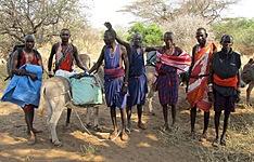 Trek et safari en famille au pays des Masaïs