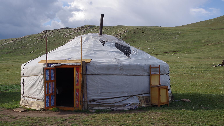 Image Randonnée équestre dans l'Orkhon