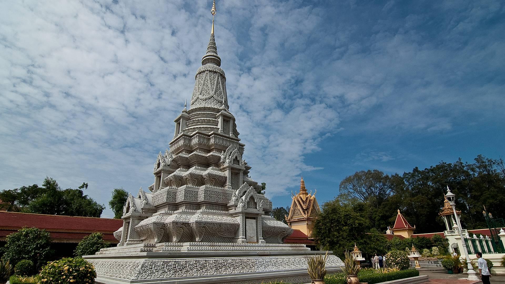 Die Highlights Kambodschas und Südvietnams