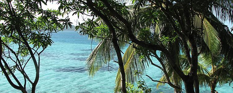 L'île paradisiaque de Providencia et Carthagène.