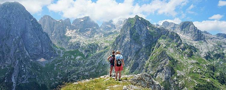 The best hikes of Montenegro