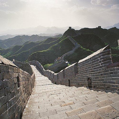 Premiers pas en Chine -