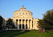 Arrivée à Bucarest