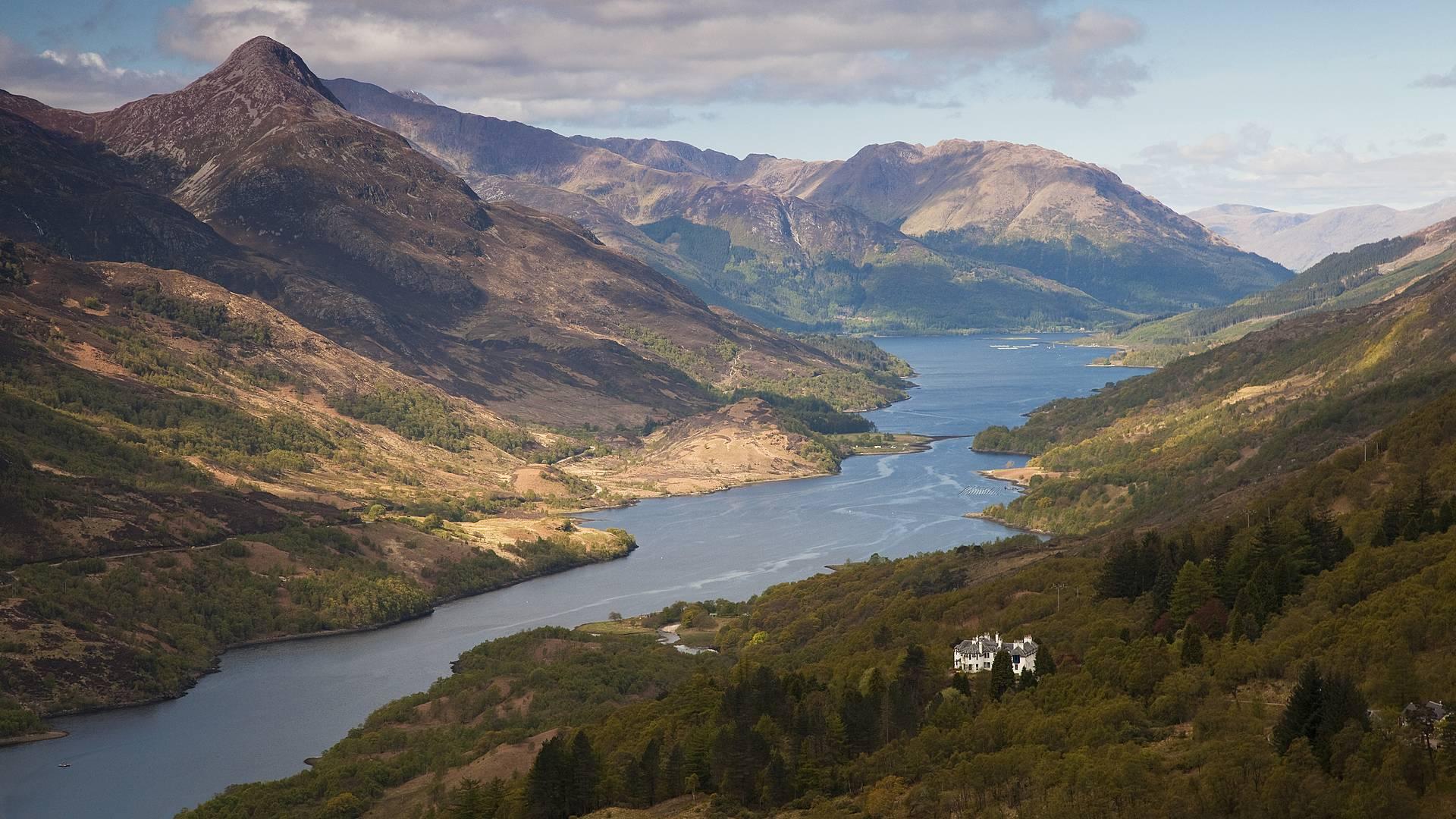 Le grand tour des beautés écossaises