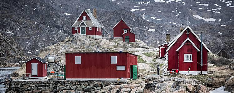 De Kangerlussuaq à la Baie de Disko